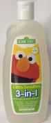 Sesame Street Extra Sensitive 3-in-1 Body Wash Shampoo Conditioner 470ml