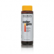 Redken Colour Gels Permanent Conditioning Hair Colour 4N Hazelnut by Redken [Beauty]