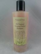"""Natural First Ginseng Herbal """"All Natural"""" Shampoo - Chemical, Sls, and Paraben Free"""