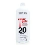 Redken Colour Gels Emulsified Developer 20 Vol 6% 1000ml (1 Litre) by Redken [Beauty]