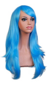 YOPO 70cm Wig Halloween Long Big Wavy Hair Women Cosplay Party Costume Wig