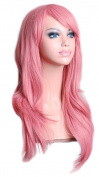 YOPO 70cm Wig Halloween Long Big Wavy Hair Women Cosplay Party Costume Wig
