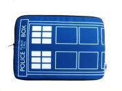 Doctor Who Homeware Tardis Laptop Case 38cm Blue