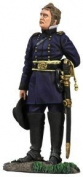 "Union General ""Fighting Joe"" Hooker, American Civil War Toy Soldier, W. Britain 31171"