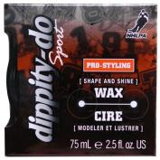 Dippity-do Sport Shape and Shine Hair Wax 2.5 Fluid Ounces