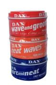 Dax Neat Waves Tri Pack, 430ml