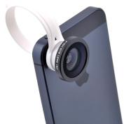 ANiseS Clip on 180° Fisheye Fish Eye Detachable Clip Lens for iPhone 5s/5c