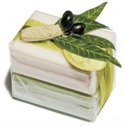 Savon de Marseille Bath Soap Bars Gift Set - Olive & Jasmine