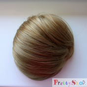 PRETTYSHOP Up Do Hair Bun Topknot Knot Scrunchy Scrunchie Hair Piece Pony Tail Draw String Elegant Lovely Div. Colours