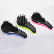 New Professional Hair Styling Care Beauty Healthy Hair Detangle Brush Paddle Comb #52295