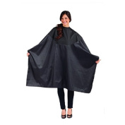 Betty Dain Cosmix Multi Purpose Cape, Black, 140cm X 150cm