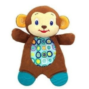 Bright Starts Snuggle Teether - Monkey