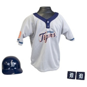 Franklin Sports MLB Detroit Tigers Youth Team Uniform Set TeamName