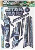 FanWraps Star Wars Tie Interceptor Stripe Pack