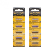A27 27A MN27 GP27A V27GA L828 12V Alkaline Battery [10-Pack]
