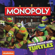 Monopoly Teenage Mutant-Coll/E