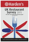 Harden's UK Restaurant Survey 2015