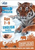 English - Reading Comprehension Age 7-9 (Letts Wild About)