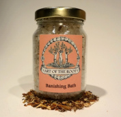 Banishing Bath Salts 120ml Hoodoo Voodoo Wicca Pagan
