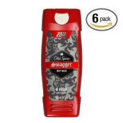Old Spice Swagger Body Wash 470ml Pack of 6