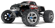 Traxxas 53097 Revo 3.3 4WD Nitro-Powered Monster Truck Ready-To-Race Trucks (1/10 Scale), Colours May Vary
