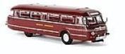 HO Scale NWF BS 300 Bus - Assembled -- German Federal Railroad DB
