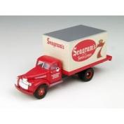 HO 1491-1946 Chevrolet Box Truck, Seagram's 7