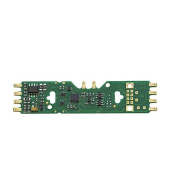 HO DCC Decoder, Atlas 6-Function 1.25A