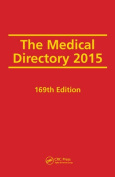 The Medical Directory 2015, 169th Edition, Two Volume Set