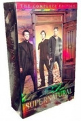 Supernatural: Seasons 1 - 9  [53 Discs] [Region 4]