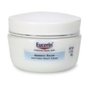 Eucerin Redness Relief Soothing Night Cr.me, 50ml
