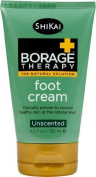 Shikai Borage Dry Skin Therapy Foot Cream, 120ml Tubes