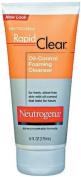 Neutrogena Rapid Clear Oil-Eliminating Foaming Cleanser, 180ml