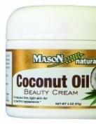 MASON natural Coconut Oil Beauty Cream, 60ml