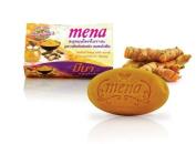 MENA Herbal Soap Curcumin Honey Anti-Ageing Dark Spot Soap 100g110ml