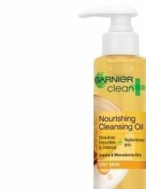 Garnier Clean + Nourishing Cleansing Oil for Dry Skin 4.2 fl oz (125 ml)