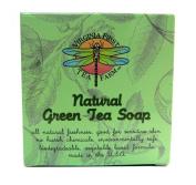 Virginia First Tea Farm Natural Green Tea Face & Body Soap 100ml