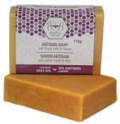 Daily Spa Royal Jelly & Lavender Soap
