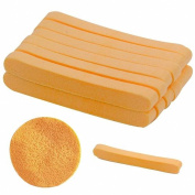 P & o Plucking Strip Compressed Sponge Wash Flutter
