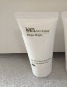 Lot of 2 Origins Dr. Andrew Weil for Origins® Mega-bright Skin Illluminating Cleanser 30ml X 2 Total 60ml