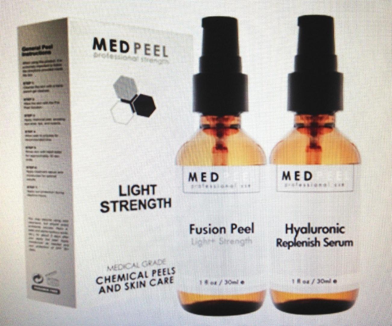 Med peel hyaluronic replenish serum