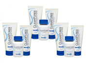 ClearPores Facial System - 3 Month Supply - Acne Treatment Clear Pores Deep Facial Wash Herbal Supplement Facial Protection Cream