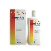 Acne-aid Liquid Cleanser Oily Skin 100 Ml 1psc.thai