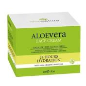 Aloe Natura 24 Hours Cream-50ml