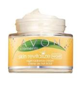 Avon Elements Skin Revitalise Night Radiance Cream