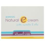 Bhaesaj Natural E Cream with Natural Vitamin E 30g 1ea