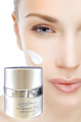 Face Whisperer® Day Cream with Argireline® known as a natural wrinkle smoother; First results in 3-4 weeks. Includes Trylagen to boost collagen production. Moisturises skin.**7 page Report about ingredients behind Face Whisperer after purchase** Subl ..