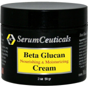 Beta Glucan 5% Nourishing & Moisturising Cream fortified by Ceramides, Milk Lipids, D-Panthenol for healing, soothing and rejuvenating skin.