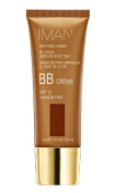 IMAN Skin Tone Evener BB Cream SPF 15, Earth Deep, 30ml