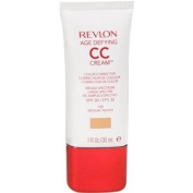 Revlon Age Defying CC Cream, Medium 030